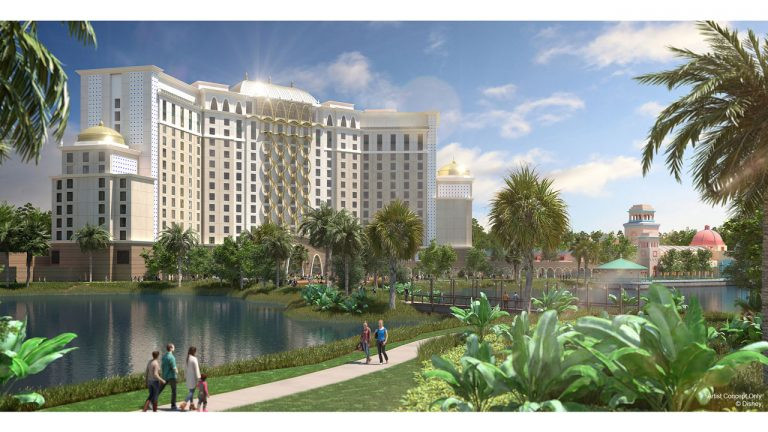 Reservations Now Open for the New Gran Destino Tower at Disney's Coronado Springs Resort