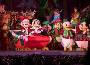 2018 Walt Disney World Holiday Event Details Released!