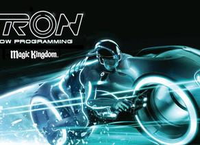 Tron Attraction Construction Temporarily Shuts Down Walt Disney Railroad & Tomorrowland Speedway