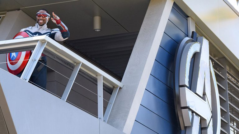 Meet Your Favorite Hero at Avengers Campus in Disney California Adventure Park