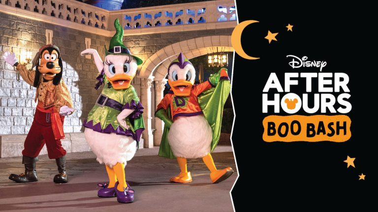 Dates and More Details Revealed for 'Disney After Hours Boo Bash'!