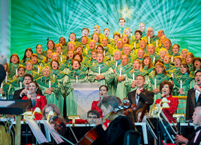 Four Candlelight Processional Narrators Announced for 2019 Epcot Festival of Holidays