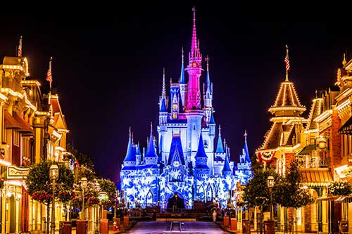 Watch Fourth of July Fireworks Live From Magic Kingdom Park July 4