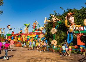 Learn About the Magic of Toy Story Land at Disney's Hollywood Studios
