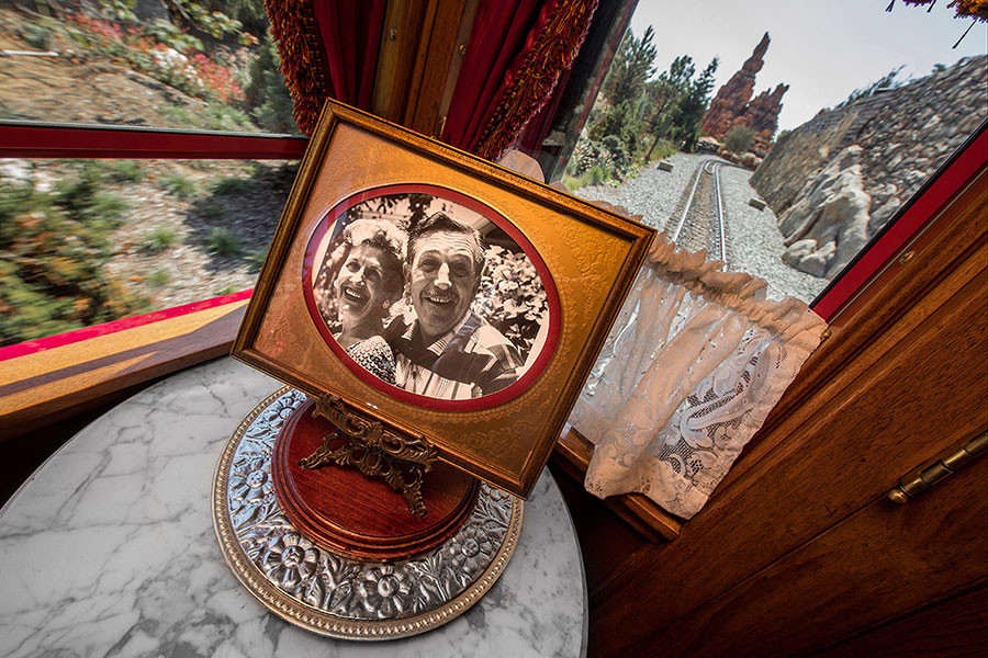 Happy Birthday Walt Disney!  Take a Walk in Walt Disney's Footsteps at Disneyland Park