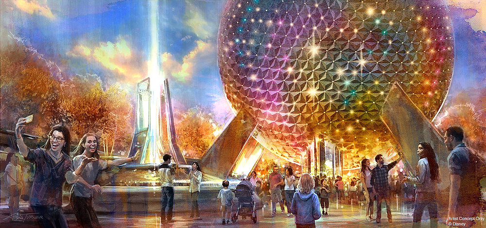 Spaceship Earth Attraction to Receive Enhancements Including New Scenes and Narration