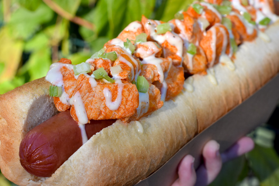 Footlong Hot Dogs, Plant-Based Dog, and Hot Diggity Dog of the Month – Casey's Corner