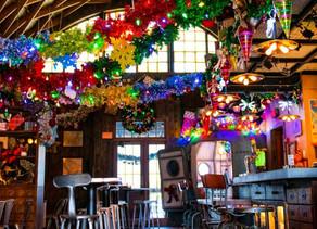 Must-Do: Jock Lindsey's Holiday Bar at Disney Springs!
