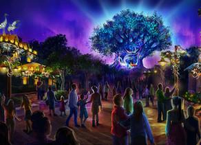 SNEAK PEEK: Holiday Awakenings on the Tree of Life at Disney's Animal Kingdom