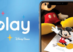 Find a Message from Mickey in the Play Disney Parks App After Your Walt Disney World Resort Trip!