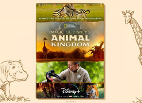 New 'Magic of Disney's Animal Kingdom' Show to Debut on Disney+ on September 25