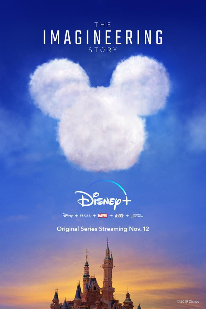 A New Disney Original Series About Disney Imagineers, 'The Imagineering Story' Coming to Disney+