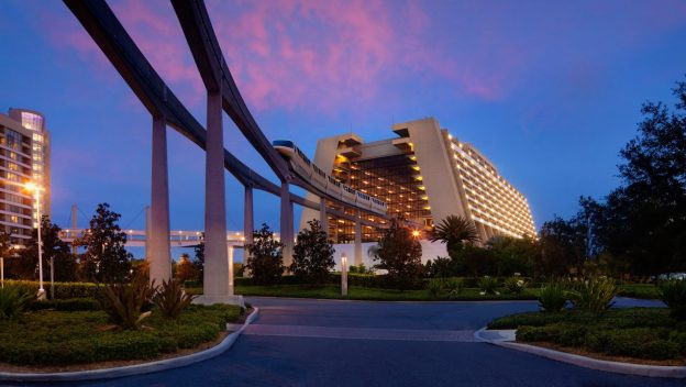 Disney's Contemporary Resort Rooms to be Reimagined Beginning in April 2021