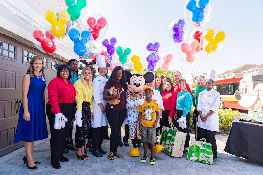 Boy That Used His Vacation Money to Feed Hurricane Evacuees Surprised with Walt Disney World Trip
