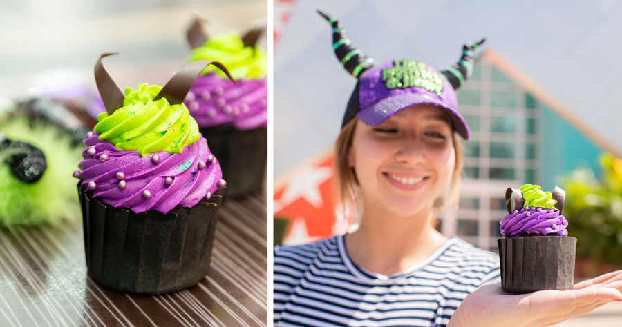 Maleficent Treats Arrive at Disney Parks