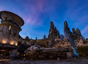 Star Wars: Galaxy's Edge Using a Virtual Queue System for Entry at Walt Disney World