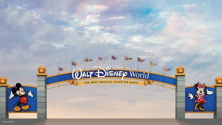 The Walt Disney World Gateways Are Getting a Makeover!
