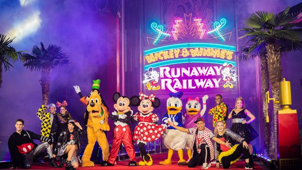 Mickey & Minnie's Runaway Railway is Now Open at Disney's Hollywood Studios!