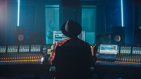 Producer, Audio Engineer Uses Control De