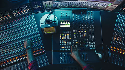 Audio Engineer, Musician, Artist Works i