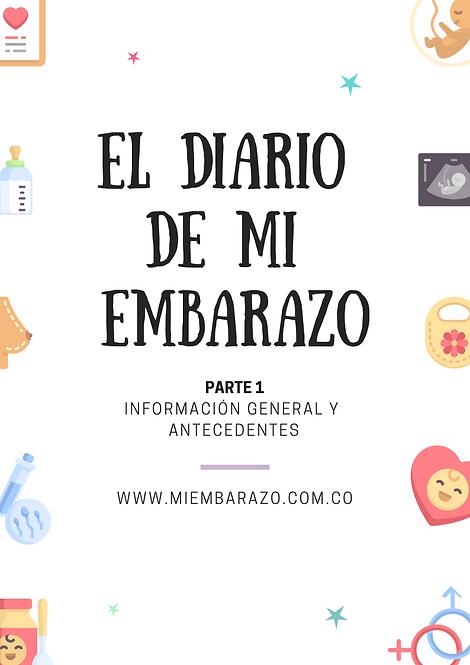 El Diario de Mi Embarazo #1