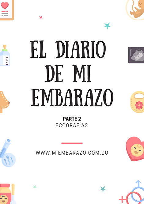 El Diario de Mi Embarazo #2