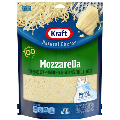 KRAFT Shredded Cheese 8oz