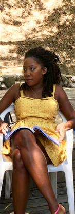 Reading at Will Geer's Theatricum Botanicum for The Los Angeles Female Playwrights Initiative