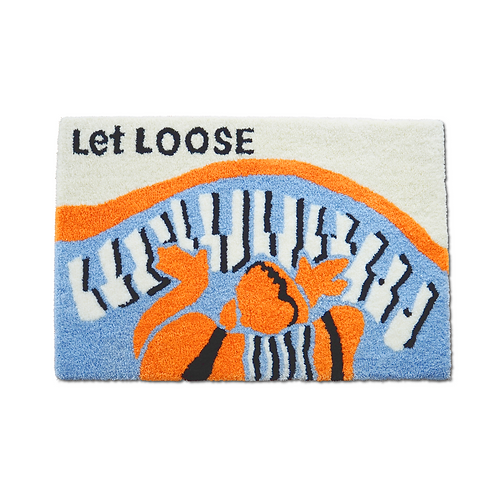 Let LOOSE JAZZ PIANO RUGS