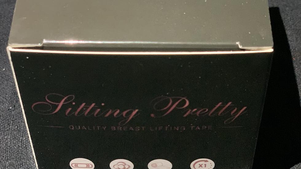 Sitting Pretty Breast Lifting Tape