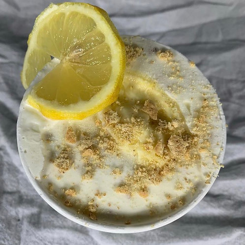 You're the Zest (Lemon Cheesecake)