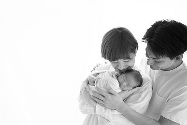 MOMment Photo ニューボーンフォト 家族写真