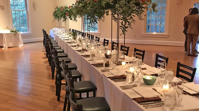 Family Style Reception
