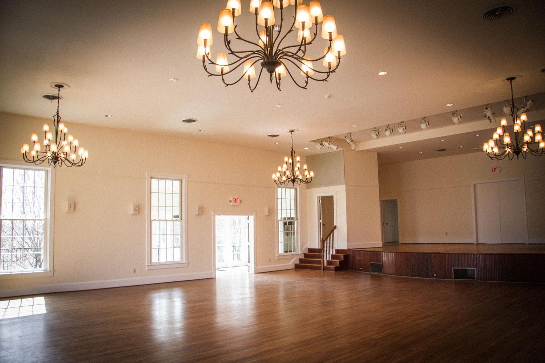 Empty Ballroom
