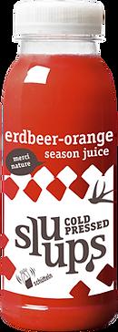 Sluups Season Erdbeer-Orange 250ml small
