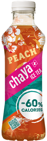 chaYa low calories Peach 500ml.png