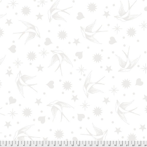 Tula Pink Linework Fairy Flakes Paper
