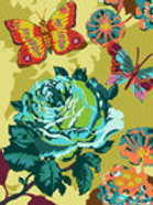 Cabbage Rose Tapestry by Anna Maria Horner