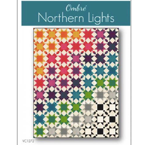 Ombré Northern Lights by V and Co