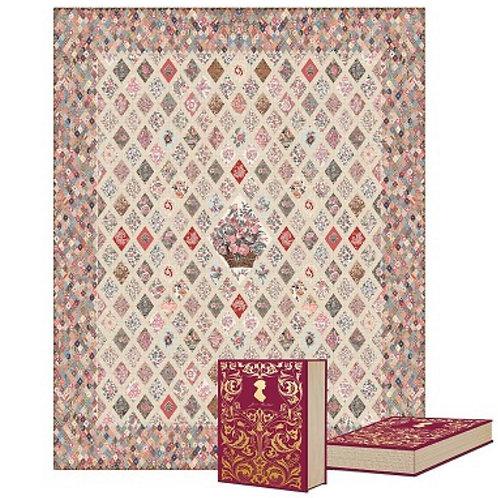 Jane Austen Coverlet Quilt Boxed Kit