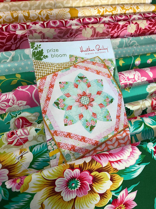 Prize Bloom kit by Heather Bailey in True Kisses