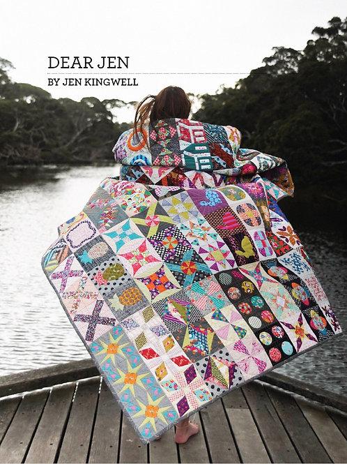 Dear Jen Pattern Book