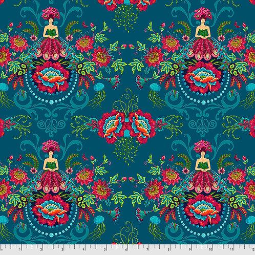 Magic Country -Flower Fairies -Blue