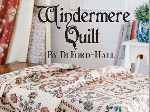 Windermere Tribute Pattern Booklet