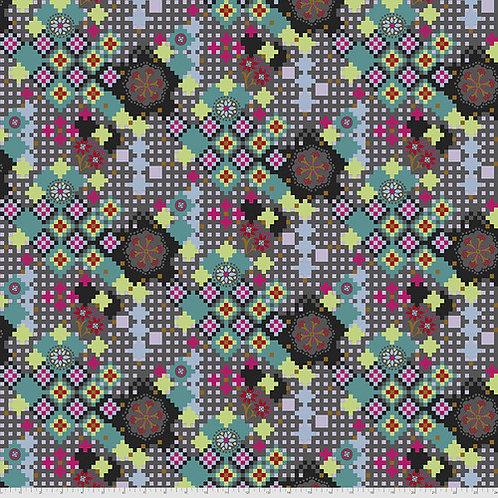 Love Always Postage Due - Jade Kaleidoscope