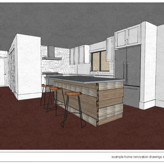 Concept drawings for client communications by David Salls