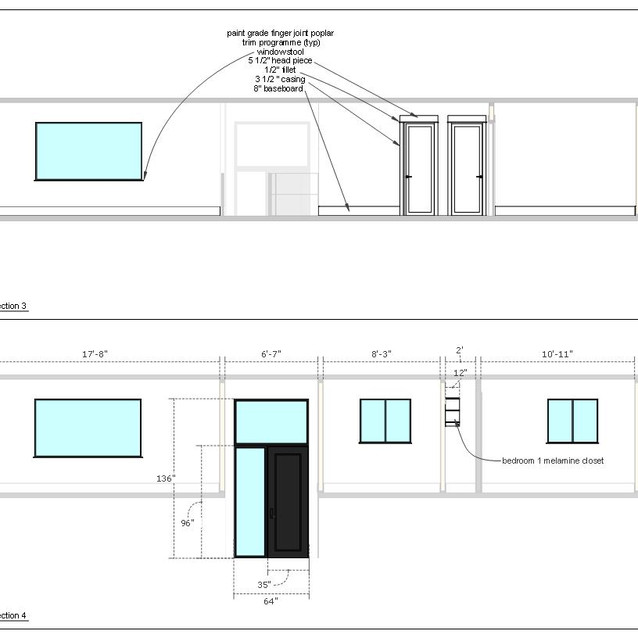 home renovation drawings plage e  letter format