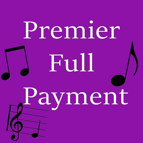 Premier Full Payment