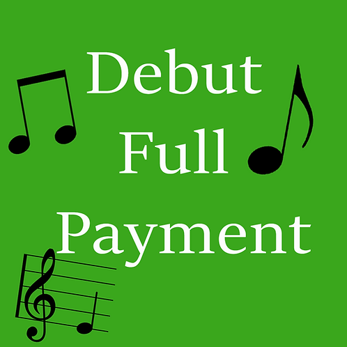 Debut Full Payment