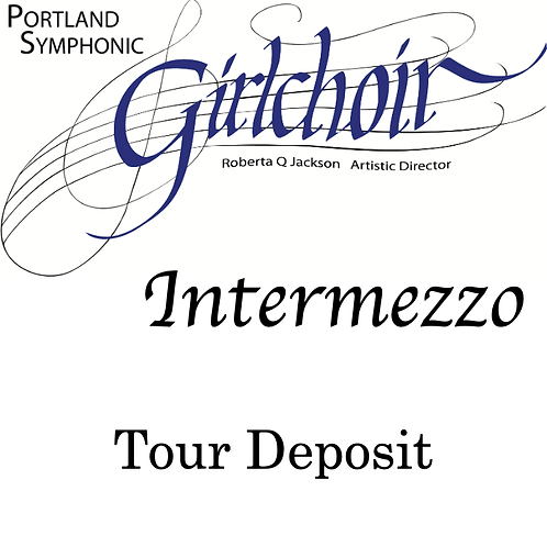 Intermezzo Tour Deposit